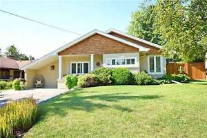 """One Of A Kind """"Streetsville Bungalow"""" Situated On A Quiet Treed"""
