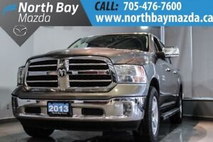 2013 Dodge RAM 1500 Navigation + Sunroof + Power Driver Seat