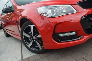 2016 Holden Commodore Vfii MY16 SV6 Black Edition Red Hot 6 Speed Automatic Sportswagon Waitara Hornsby Area Preview