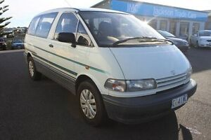 2000 Toyota Tarago TCR10R GLi White 4 Speed Automatic Wagon Devonport Devonport Area Preview