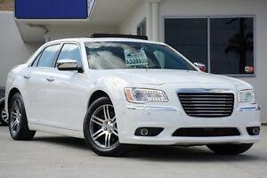 2014 Chrysler 300 LX MY14 C E-Shift Luxury White 8 Speed Sports Automatic Sedan Moorooka Brisbane South West Preview