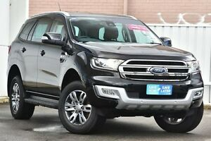 2016 Ford Everest UA Trend Jet Black 6 Speed Sports Automatic Wagon Woodbridge Swan Area Preview