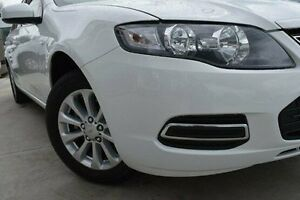 2013 Ford Falcon FG MkII XT White 6 Speed Sports Automatic Sedan Pennant Hills Hornsby Area Preview
