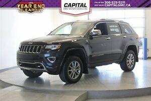 2014 Jeep Grand Cherokee Overland 4WD * Leather 5.7L Hemi -Navig Regina Regina Area image 1