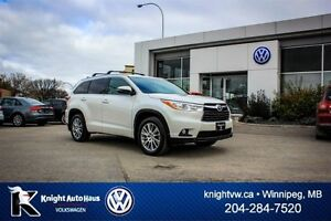 2015 Toyota Highlander XLE AWD w/ Remote Starter/Tow Hitch/Third