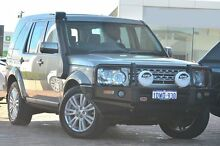 2012 Land Rover Discovery 4 Series 4 MY12 SDV6 CommandShift SE Gold 6 Speed Sports Automatic Wagon Osborne Park Stirling Area Preview
