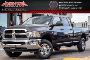 2018 Ram 3500 New Car SLT|4x4|Diesel|Crew/8'Box|Snow,LuxuryPkgs|