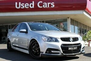 2014 Holden Commodore VF MY14 SS V Silver 6 Speed Sports Automatic Sedan Liverpool Liverpool Area Preview
