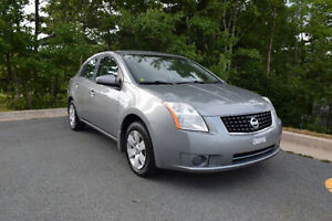 2008 Nissan Sentra - 130,000KM - Manual - New MVI