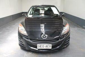 2009 Mazda 3 BL Neo Black 6 Speed Manual Hatchback Pennington Charles Sturt Area Preview
