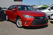 2015 Toyota Camry ASV50R Altise Wildfire 6 Speed Sports Automatic Sedan Claremont Nedlands Area Preview