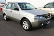 2007 Ford Territory SY TX AWD Silver 6 Speed Sports Automatic Wagon Devonport Devonport Area Preview