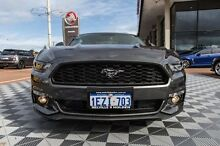 2015 Ford Mustang FM Grey 6 Speed Manual Fastback Alfred Cove Melville Area Preview