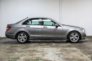 2013 Mercedes-Benz C200 W204 MY13 7G-Tronic + Silver 7 Speed Sports Automatic Sedan Welshpool Canning Area Preview
