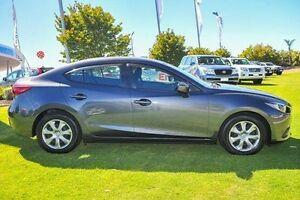 2014 Mazda 3 BM5278 Neo SKYACTIV-Drive Grey 6 Speed Sports Automatic Sedan Wangara Wanneroo Area Preview