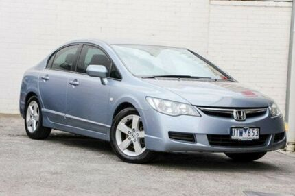 2007 Honda Civic 8th Gen MY07 VTi-L Silver 5 Speed Automatic Sedan Doncaster Manningham Area Preview