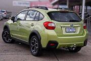 2014 Subaru XV G4X MY14 2.0i Lineartronic AWD Green 6 Speed Constant Variable Wagon Braybrook Maribyrnong Area Preview