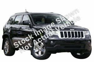 2012 Jeep Grand Cherokee WK MY2012 Laredo Black 5 Speed Sports Automatic Wagon Clarkson Wanneroo Area Preview