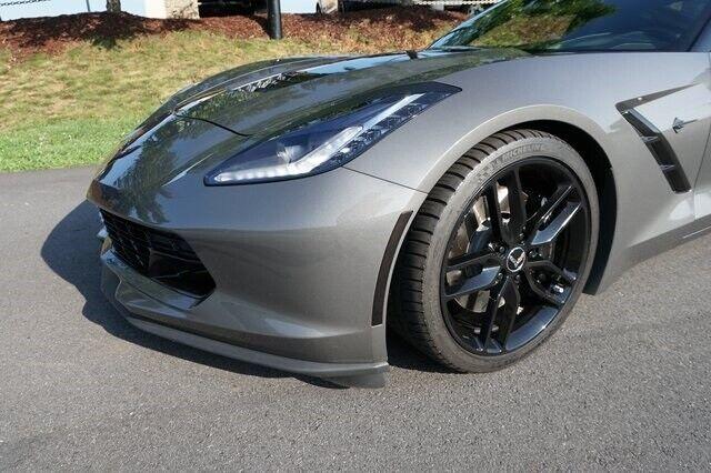 2015 Gray Chevrolet Corvette Stingray Z51 | C7 Corvette Photo 4