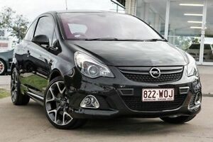 2013 Opel Corsa CO OPC Black 6 Speed Manual Hatchback Yeerongpilly Brisbane South West Preview