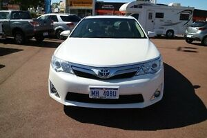 2013 Toyota Camry AVV50R Hybrid HL White 1 Speed Constant Variable Sedan Wilson Canning Area Preview