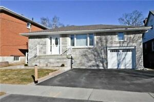Detached 5 Bdrm Bungalow In Central, Oshawa