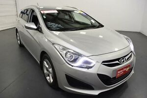 2014 Hyundai i40 VF2 Active Tourer Silver Sports Automatic Wagon Moorabbin Kingston Area Preview