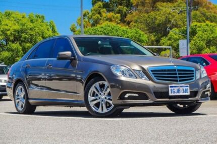 2010 Mercedes-Benz E220 CDI Bronze Sports Automatic Sedan