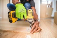 Handyman Services - from Vernon to Penticton