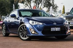 2012 Toyota 86 ZN6 GT Blue 6 Speed Manual Coupe Wilson Canning Area Preview