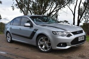 2012 Ford Falcon FG MkII XR6 Silver 6 Speed Sports Automatic Sedan St Marys Mitcham Area Preview
