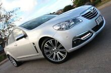 2015 Holden Calais  Silver Sports Automatic Sedan Nailsworth Prospect Area Preview
