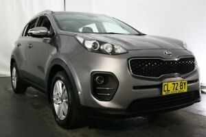 2017 Kia Sportage QL MY17 Si 2WD Grey 6 Speed Sports Automatic Wagon Maryville Newcastle Area Preview