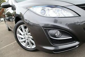 2011 Mazda 6 GH MY11 Touring Grey 5 Speed Auto Activematic Wagon Dee Why Manly Area Preview
