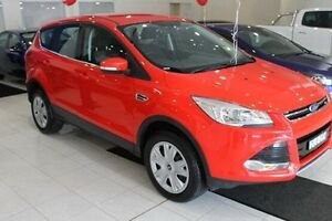 2015 Ford Kuga Red Manual Wagon Zetland Inner Sydney Preview