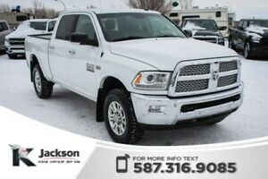 2016 Ram 2500 Laramie - Heated & Cooled Front Seats, Touchscreen