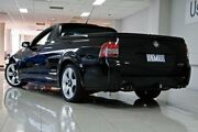 2008 Holden Ute VE SS V Black 6 Speed Manual Utility South Melbourne Port Phillip Preview