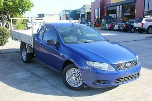 2010 Ford Falcon FG Ute Super Cab 4 Speed 5 Sp Automatic Utility Caboolture Caboolture Area Preview