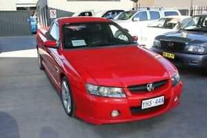 2006 Holden Commodore VZ MY06 SS Thunder Red 6 Speed Manual Utility Mitchell Gungahlin Area Preview