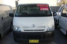 2006 Toyota Hiace KDH201R MY07 LWB White 4 Speed Automatic Van Mitchell Gungahlin Area Preview