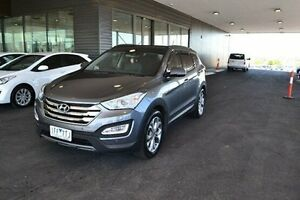 2015 Hyundai Santa Fe DM2 Highlander Grey Sports Automatic Strathmore Heights Moonee Valley Preview