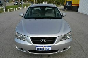 2007 Hyundai Sonata Great Service History Silver 4 Speed Automatic Sedan East Rockingham Rockingham Area Preview