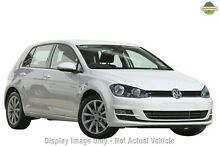 2015 Volkswagen Golf VII MY16 110TDI DSG Highline Pure White 6 Speed Sports Automatic Dual Clutch Ha Liverpool Liverpool Area Preview
