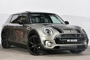 2015 Mini Clubman F54 Cooper S Steptronic Melting Silver 8 Speed Sports Automatic Wagon Alexandria Inner Sydney Preview