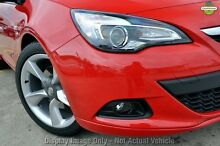 2015 Holden Astra PJ MY16 GTC Sport Red 6 Speed Manual Hatchback Northbridge Perth City Preview