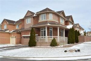 Detached like new house with double garage finished basement