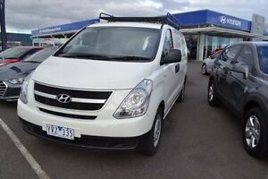 2012 Hyundai iLOAD TQ2-V White Manual Strathmore Heights Moonee Valley Preview
