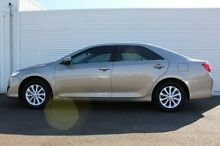 2013 Toyota Camry AVV50R Hybrid H Bronze 1 Speed Constant Variable Sedan Diggers Rest Melton Area Preview