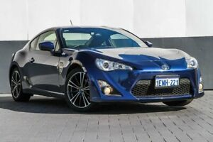 2013 Toyota 86 ZN6 GT Blue 6 Speed Manual Coupe Maddington Gosnells Area Preview