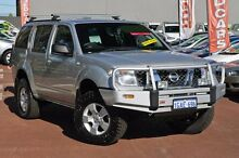 2006 Nissan Pathfinder R51 ST Silver 5 Speed Sports Automatic Wagon Cannington Canning Area Preview